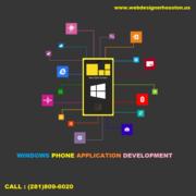Windows Application Development Company