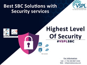 VSPL Provides Best SBC Solutions with Security services in USA